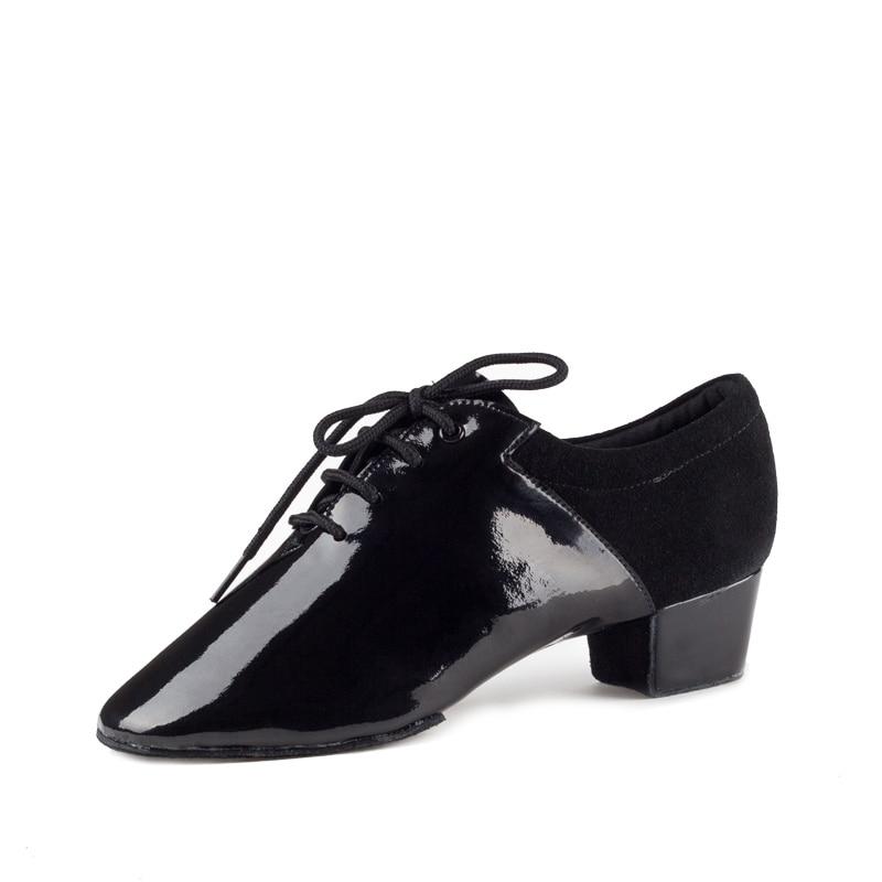 Party Ballroom Modern men Shoes Band Latin Dance Shoe for teacher ballet Dancing Sneakers Adult Soft Sole Black Coupons  BD 449 canvas shoes women black red jazz shoes ballet dance shoes split heels sole sl02138b2