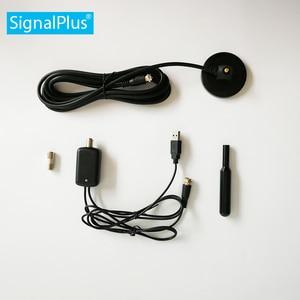 Image 2 - להשיג 25dBi הדיגיטלי DVB T FM מחשב לטלביזיה HDTV Digital Freeview אנטנת אוויר טלוויזיה אלחוטית חיצוני אנטנות מכונית