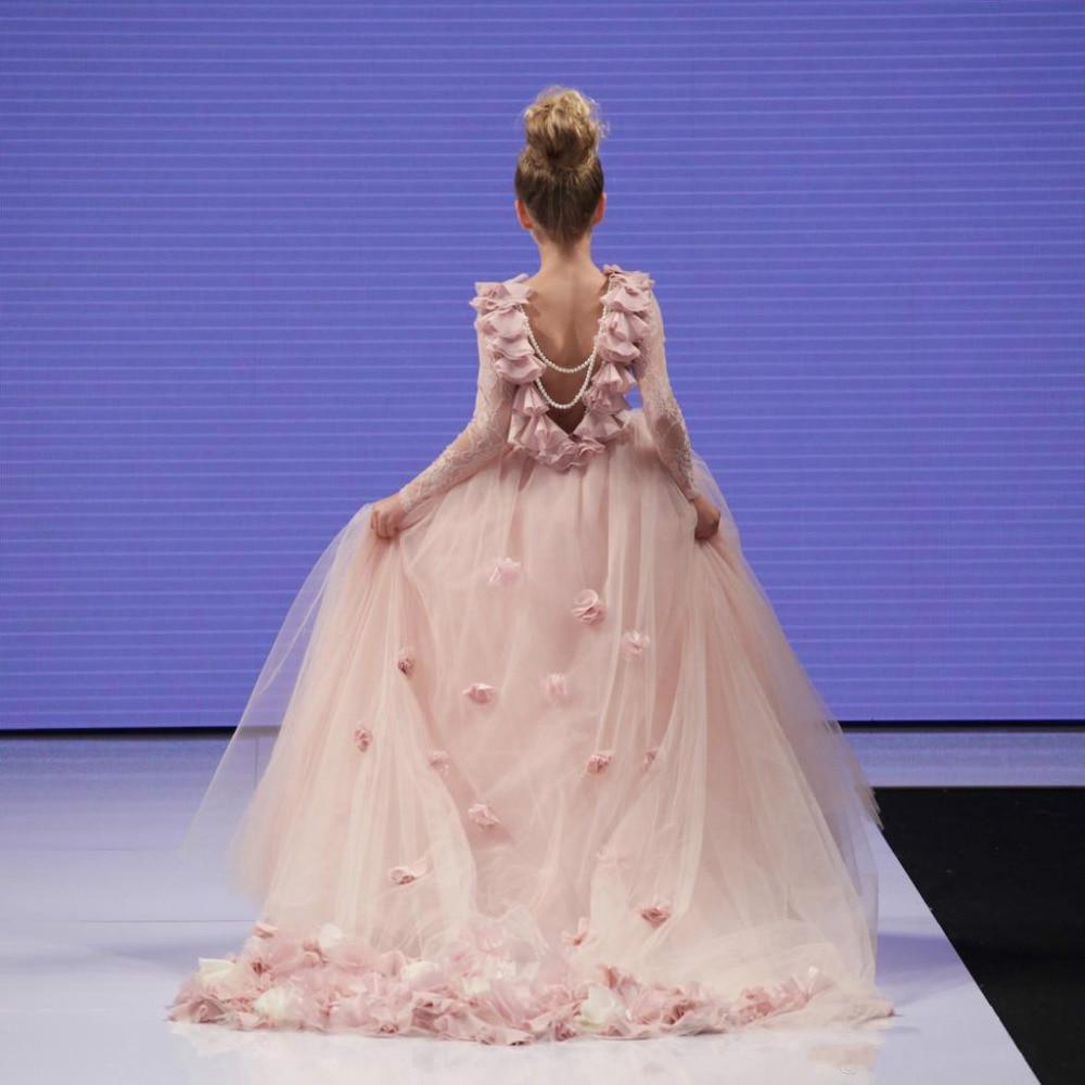 Atractivo Vestido De Novia De Tul Rubor Motivo - Ideas de Estilos de ...