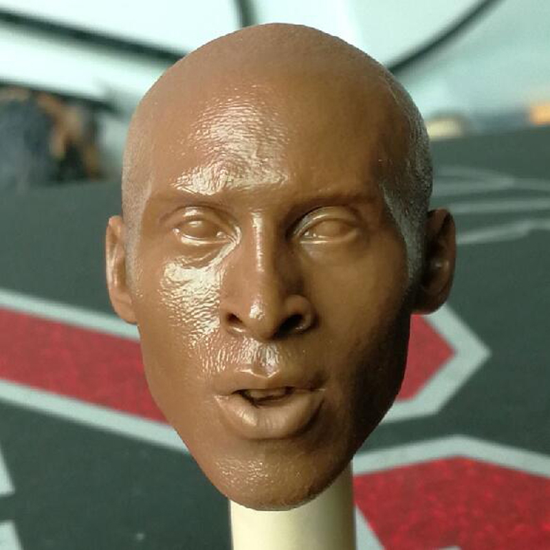 Blank Hot 1//6 Scale Head Sculpt Ed Harris Major Konig Unpainted