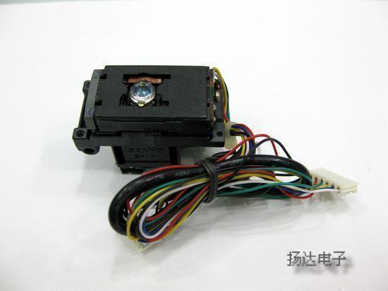 Original car SF-90 replace of sf-p1 laser lens head NO CABLE laser head sf 90 5 8 pin