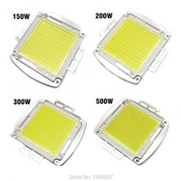 High Power LED Chip 150W 200W 300W 500W Natural Cool Warm White SMD LED COB Bulb