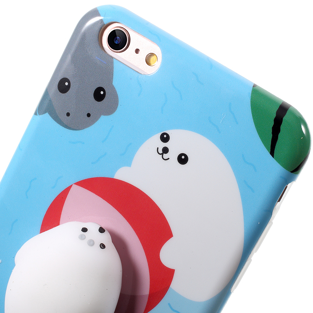 Iphone 6 squishy case - Cute Squishy Seal Phone Case