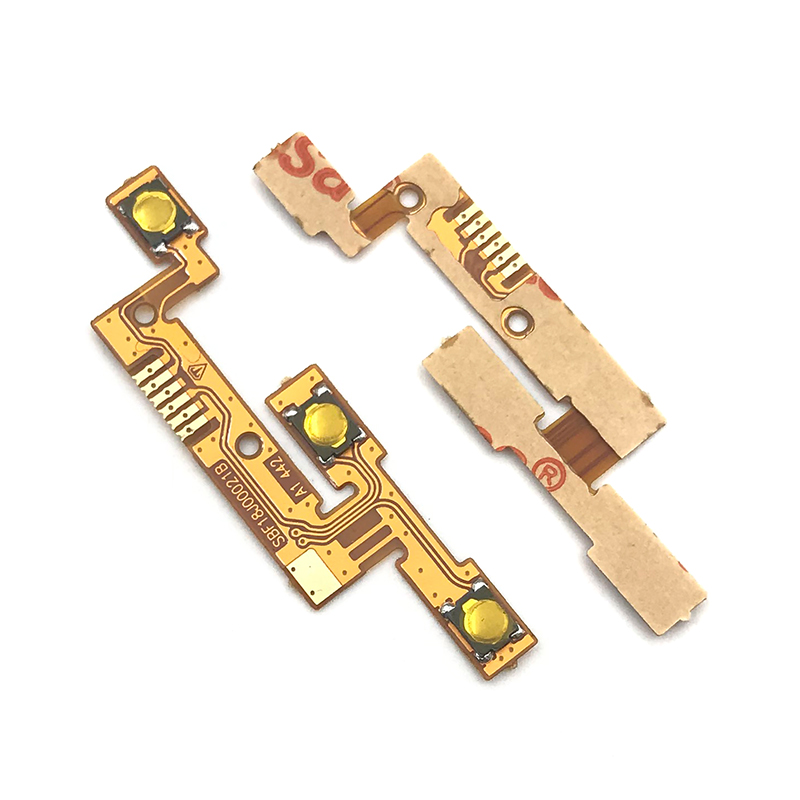 New For Alcatel One Touch POP C9 OT7047 7047 OT 7047D 7047X 7047A Volume Button Power Switch On Off Button Flex Cable
