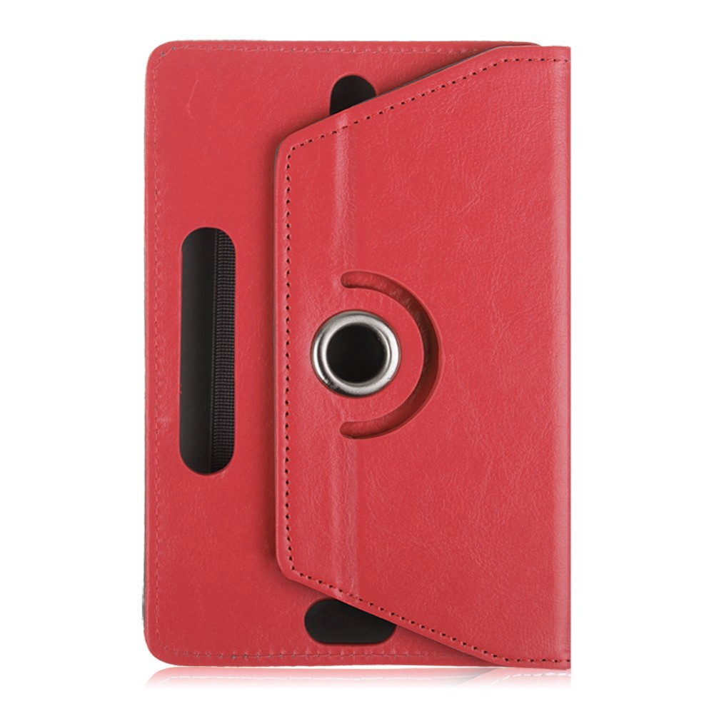 Myslc 360 Degree Rotating Universal PU Leather Cover Case For Wolder MiTab Coimbra/Nimbus 1000/Mitab Pro 10.1
