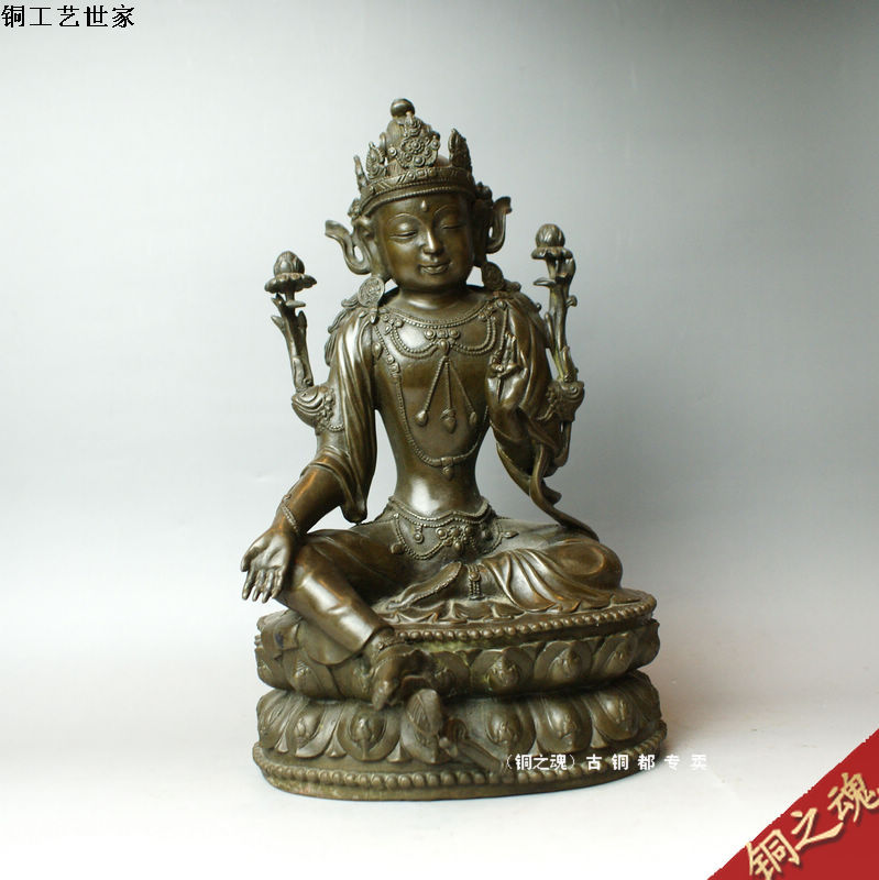Copper crafts derlook copper tantrism buddha copperCopper crafts derlook copper tantrism buddha copper