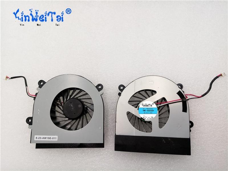 Вентилятор для процессора CLEVO W150, W150ER, W350, W350ETQ, W370ST, W350ET, W370ET, K590S, K660E, K650C