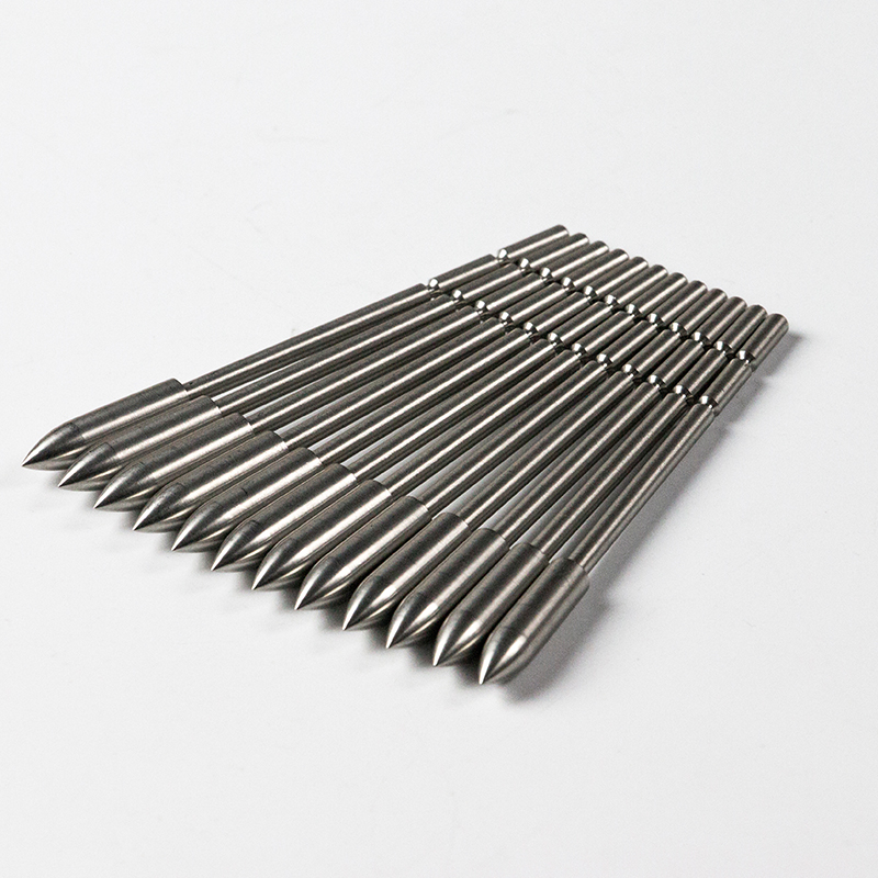 12pcs 120gr Archery ID3.2mm OD5.6mm Break Off Target Point