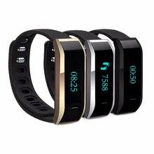 Монитор сердечного ритма часы Браслет Смарт HR07 для Xiaomi IOS телефона Android Bluetooth Smart Браслет с Шагомер