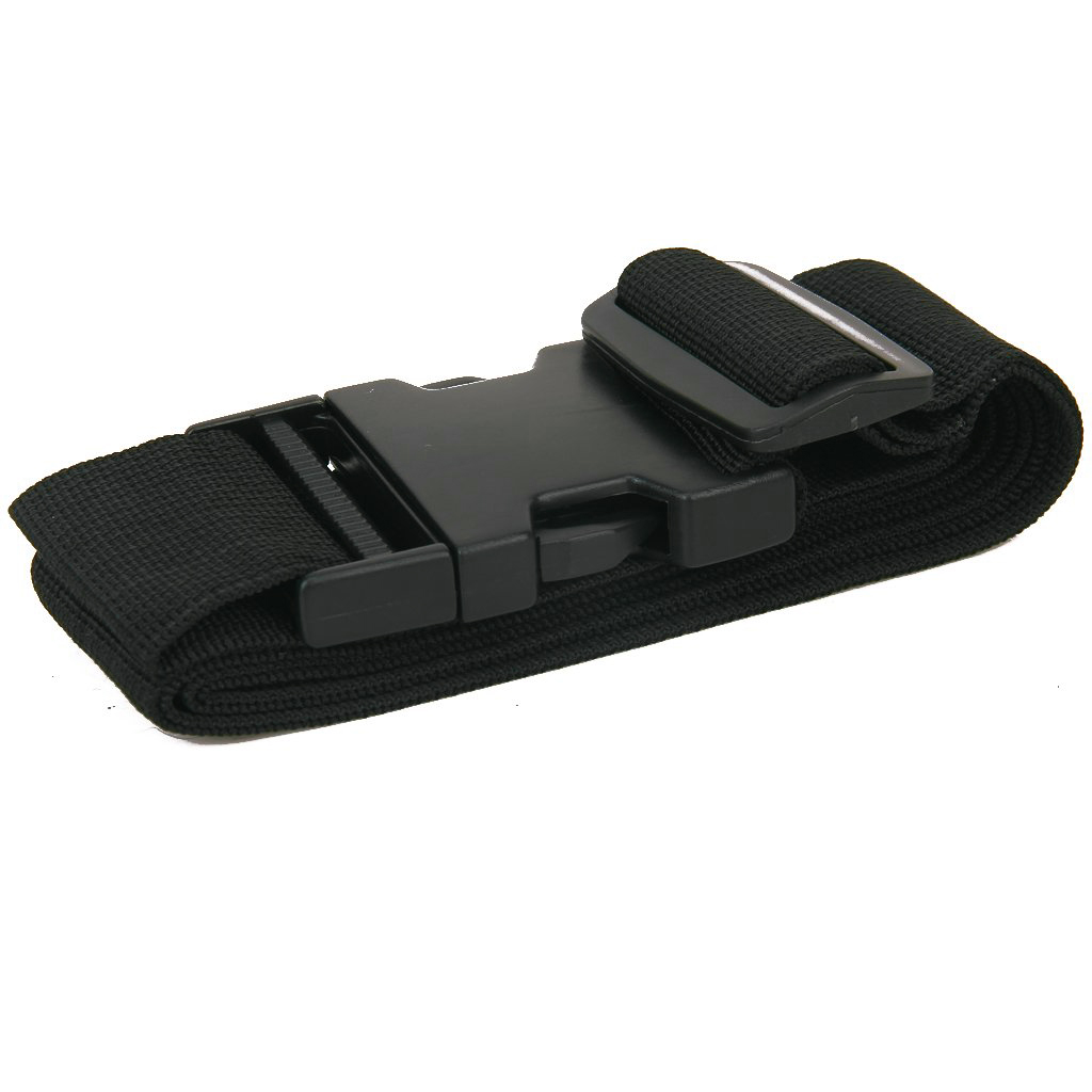 WCS-Packing Belt Suitcase Strap Safety Strap - Black