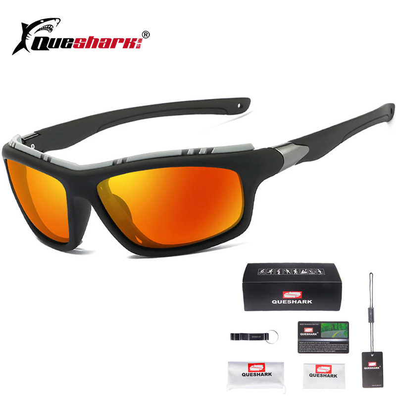 9793289cc5 Unisex UV400 Polarized Cycling Sunglasses MTB Bike Mountain Road Bicycle  Sport Glasses Night Version Motorcycle Fishing