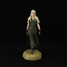 14.5 centimetri di Alta qualità originale Le Cronache del Ghiaccio e del Fuoco Game of Thrones Daenerys Targaryen/Tyrion Lannister/ jon Snow action figure(China)