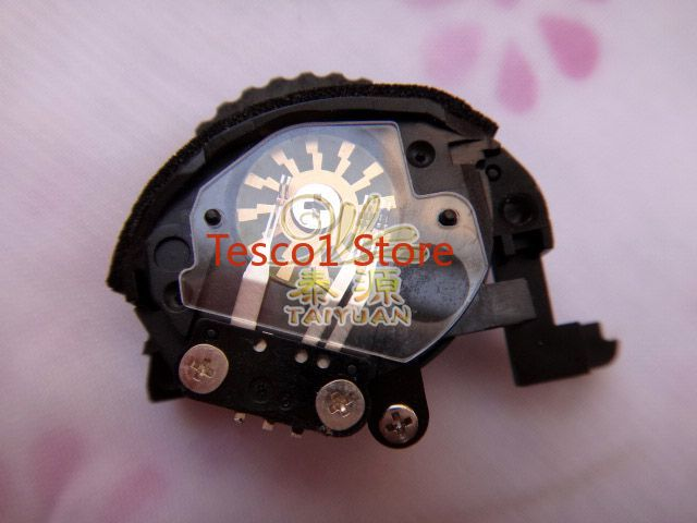 Original Top Cover Command Dial Button Repair Part For Nikon D800 Camera