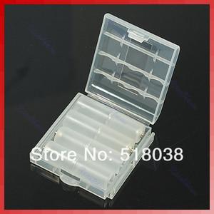 4X Аккумуляторный преобразователь, адаптер размера AAA R03 на AA LR6 + Box