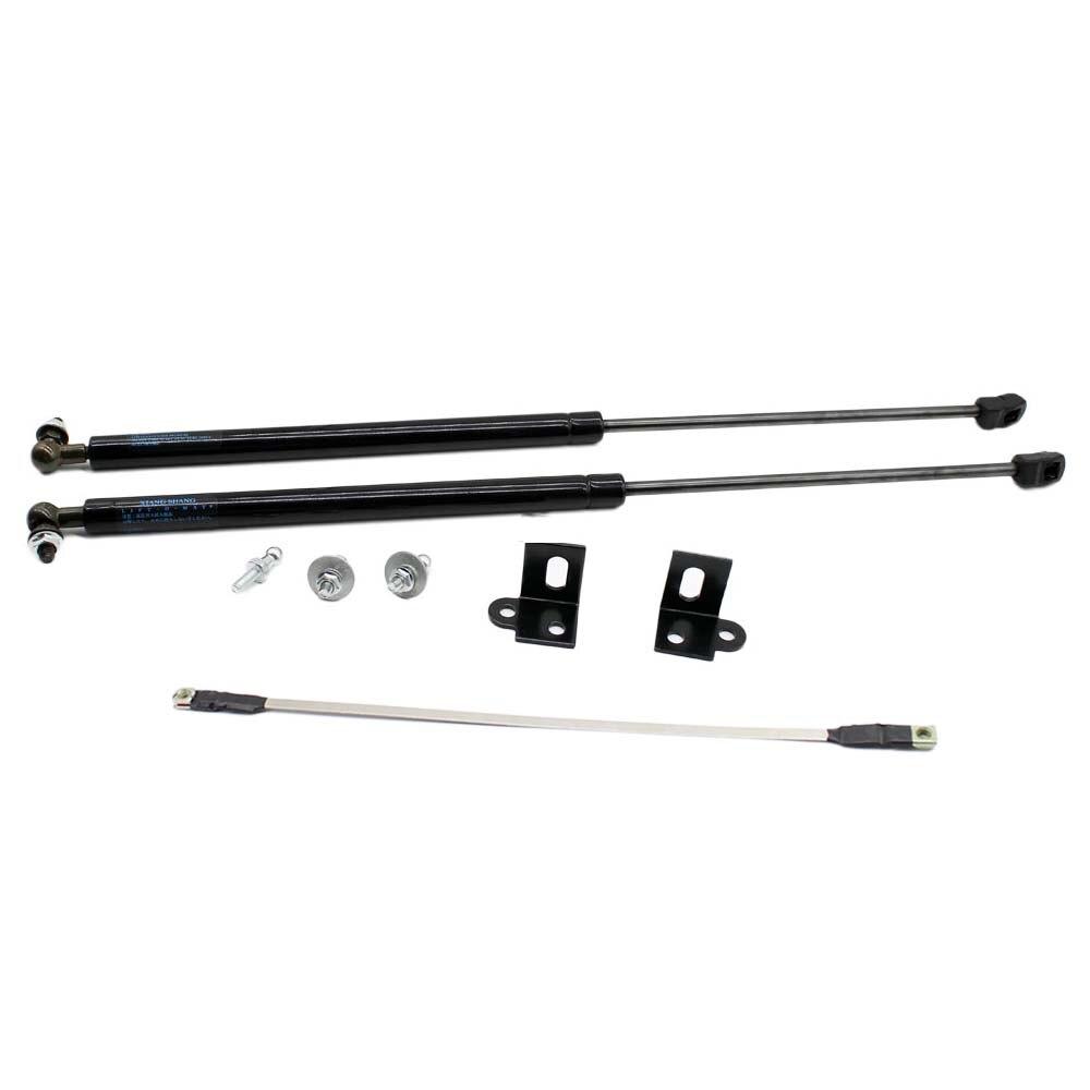 Auto Front Hood Bonnet Modify Gas Struts Lift Support for