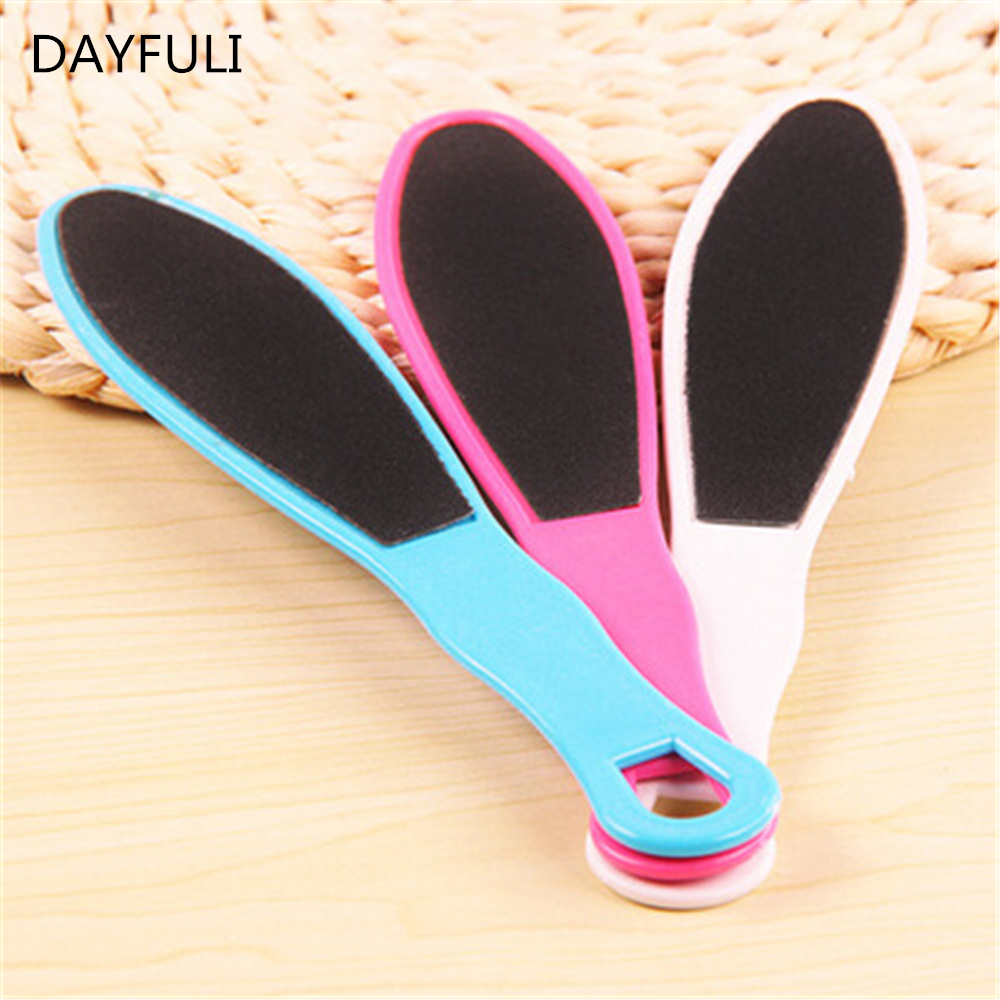 1pc Professional Double Sided Foot Rasp Hard Dead Skin Callus Remover Pedicure Manicure File Cuticle Cleaner Feet Health Care