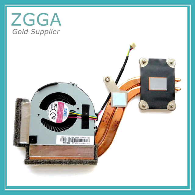 US $19 0 |Original New Laptop Cpu Cooler For Lenovo ThinkPad X230 X230T  X220 CPU Cooling Fan Heatsink AVC 04W6923-in Laptop Cooling Pads from  Computer
