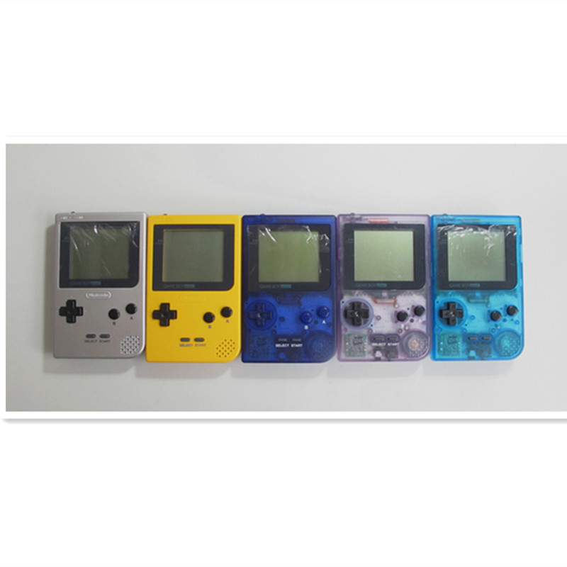 ФОТО Free Shipping handheld video Console for G Game B Boy P Packet Console same function for original Gameboy Packet Console