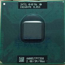 Laptop CPU Intel P7350 SLB53 Scrattered-Pieces Official-Version 3m/1066-Pga