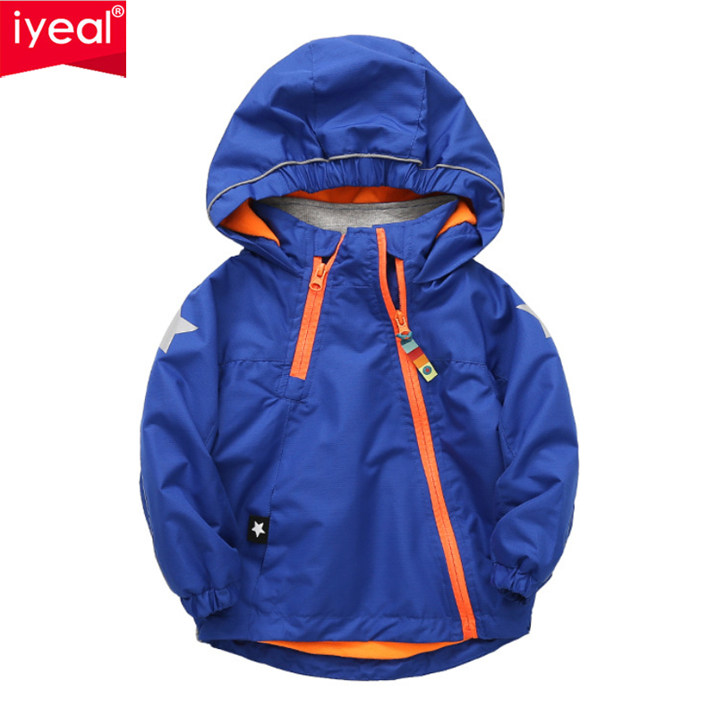 81103f8994f9 IYEAL 2018 NEW Autumn Polar Fleece Children Outerwear Warm Sporty ...