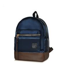 New Fashion Backpack Girl Han Edition Oxford Cloth High-capacity Joker Bag of Backpack Waterproof Nylon Bag
