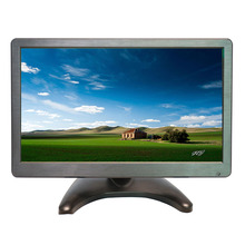 Newest 11.6″ plastic lcd monitor with 12v dc input