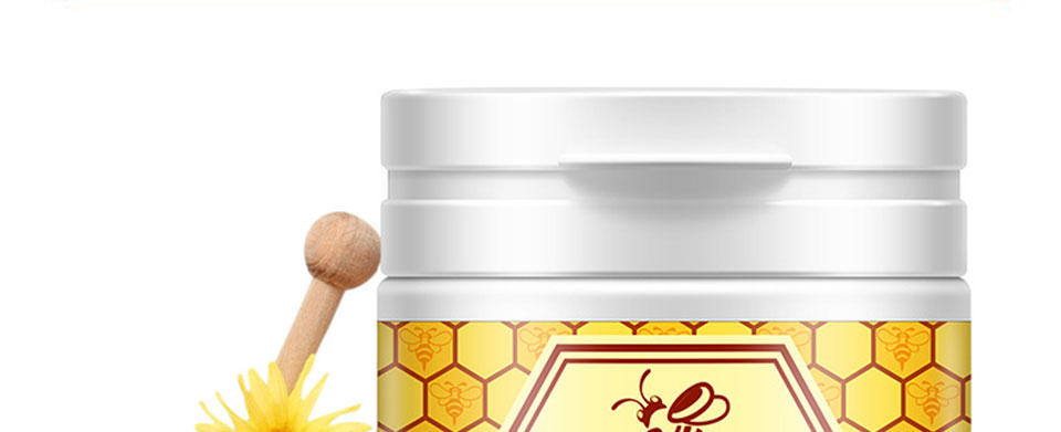 Bioaqua Milk Honey Hand Wax 170g Wrinkle Removal Paraffin Bath Exfoliator Beauty Paraffin Wax Skin Care Hand Care