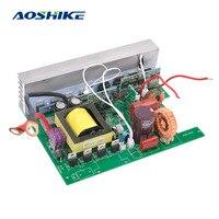 AOSHIKE 1 шт чистый синусоидальный инвертор солнечных повышающий преобразователь 12В To220V 800 W Инвертор промышленных частот накопители основная