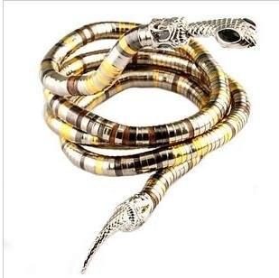 New arrival ! Retro Multilayer snake  bracelet Multi-purpose Bracelet 6pcs/lot