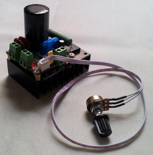 12V 24V 48V 110V DC Motor Speed Driver Controller PWM MACH3 Spindle Governo