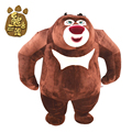 Boonie Bears High Quality Gifts  Plush Toys Briar Bramble Adult Version 28 cm 38 cm