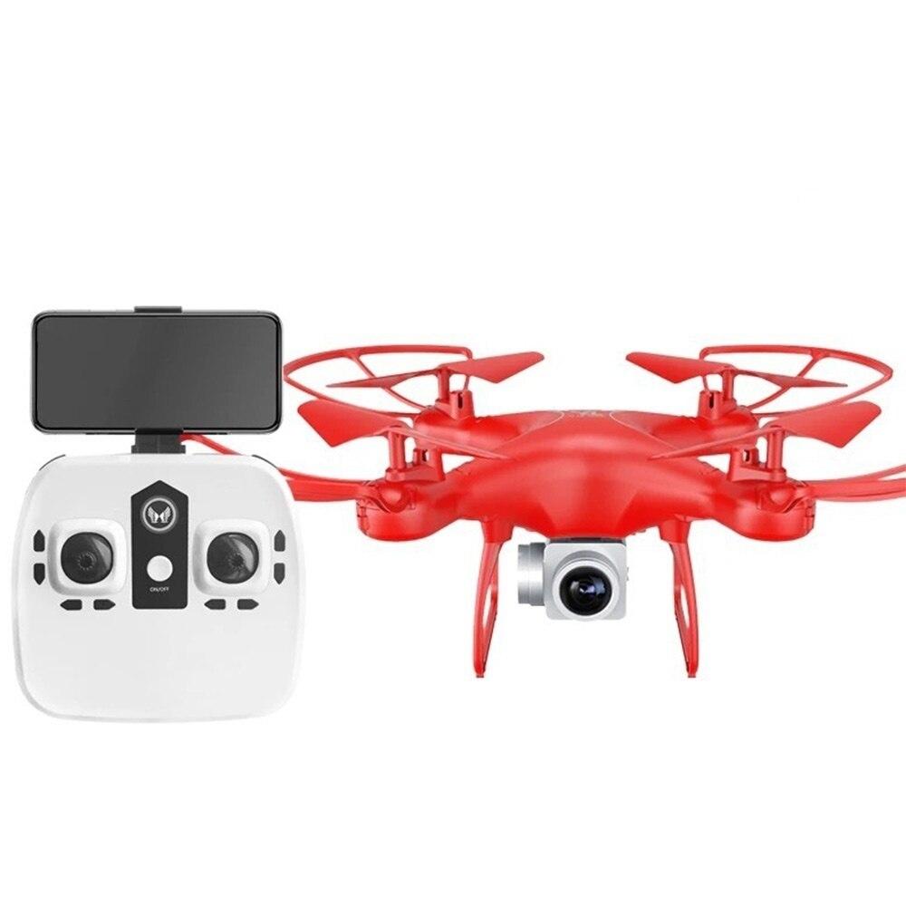 S28 RC Drone avec Caméra 1080 p HD 2.4g Selfie Quadcopter Aéronefs Wifi FPV Maintien D'altitude Sans Tête 3D Flip 18 min Long Vol - 3