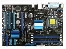 Free shipping original motherboard for ASUS P5P41C LGA 775 DDR2 DDR3 8GB Mainboard ATX desktop motherboard