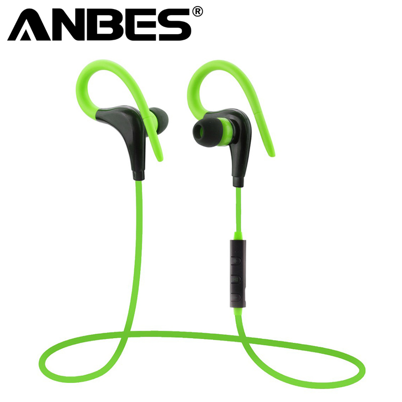 Wireless Sports Earphone With Mic Remote Control Bluetooth 4.0 Stereo Headset Headphones for iPhone Xiaomi Bluetooth Earphone