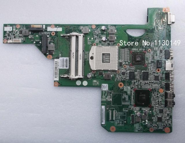Original del ordenador portátil mainboard 615382-001 para hp g62 g72 motherboard prueba plena y envío libre