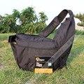 Envío libre Genuino Lowepr PS SLR bolsa de la cámara Pasaporte Sling el paquete de Ocio Bolsa de Viaje hombro Mensajero bolsa de la cámara
