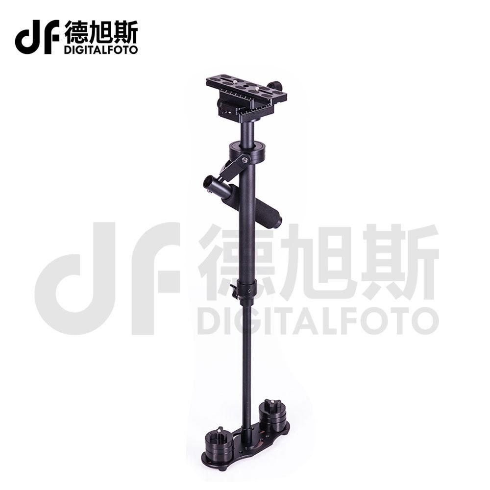 Prix pour DIGITALFOTO DSLR Steadicam 5D2 1-3 kg charge de poche caméra stabilisateur steadicam s60 vidéo steadycam Glidecam pour Canon Nikon