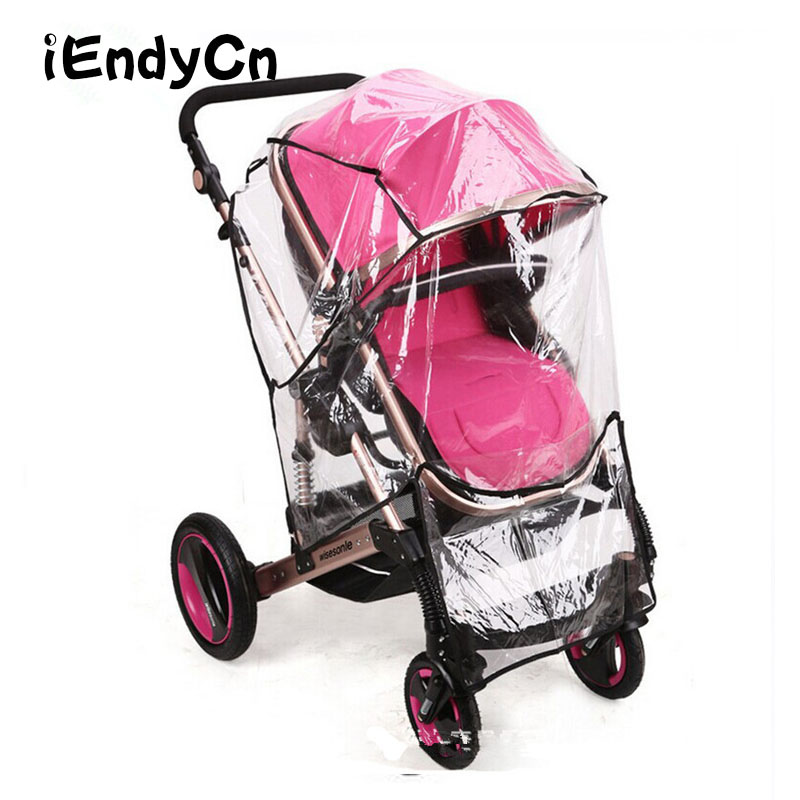 comfortable baby Stroller Windproof Dustproof Cover Baby