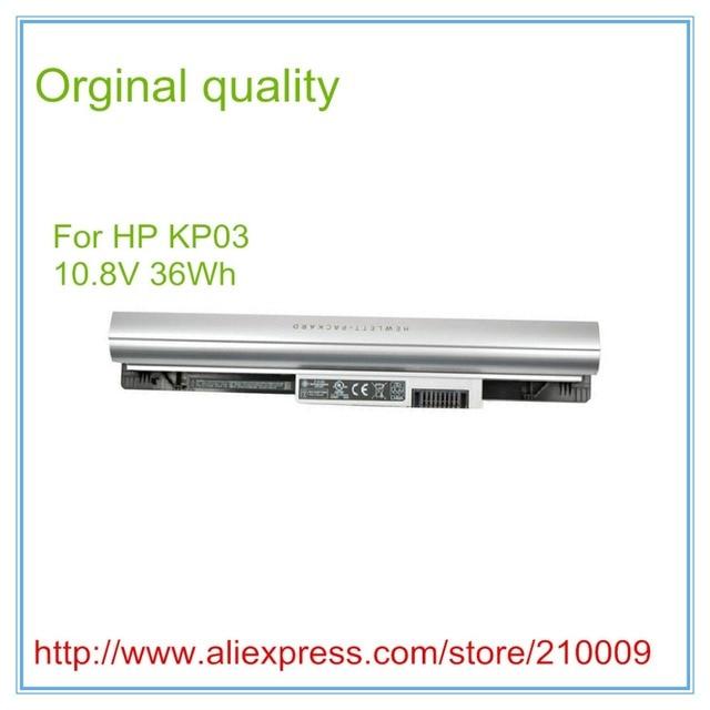 Оригинал 10.8 В 36WH Батарея для Ноутбука 11 Ноутбук PC KP03 TPN-C112 729759-241 YB5P 729759-831