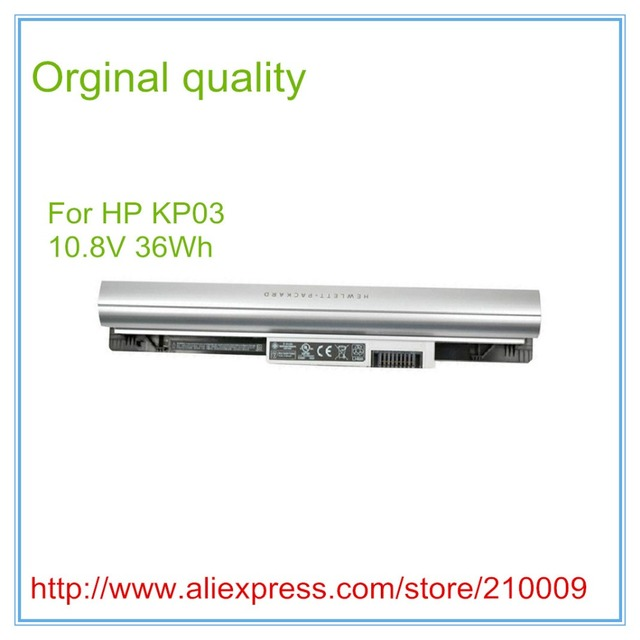 Original 10.8V  36WH Laptop Battery for 11 Notebook PC KP03 TPN-C112 729759-241 YB5P 729759-831