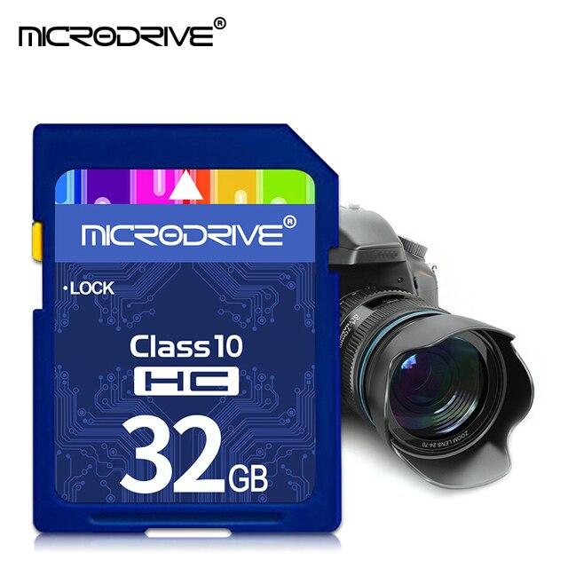 SD Card 128GB 64GB 32GB 16GB 8GB memory card Class10 cartao de memoria SDHC SDXC uhs-i HD video carte sd For Camera 3