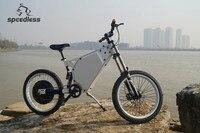 Leistungsstarke MTB 72V 8000W Elektrische Mountainbike/Elektrisches Fahrrad/fahrrad/Elektrische Motorrad Bike