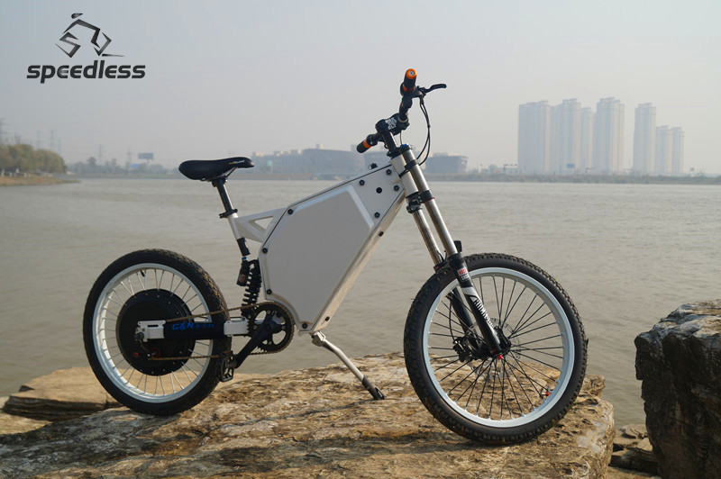 VTT électrique puissant vtt 72 V 8000 W/vélo électrique/vélo électrique/moto électrique