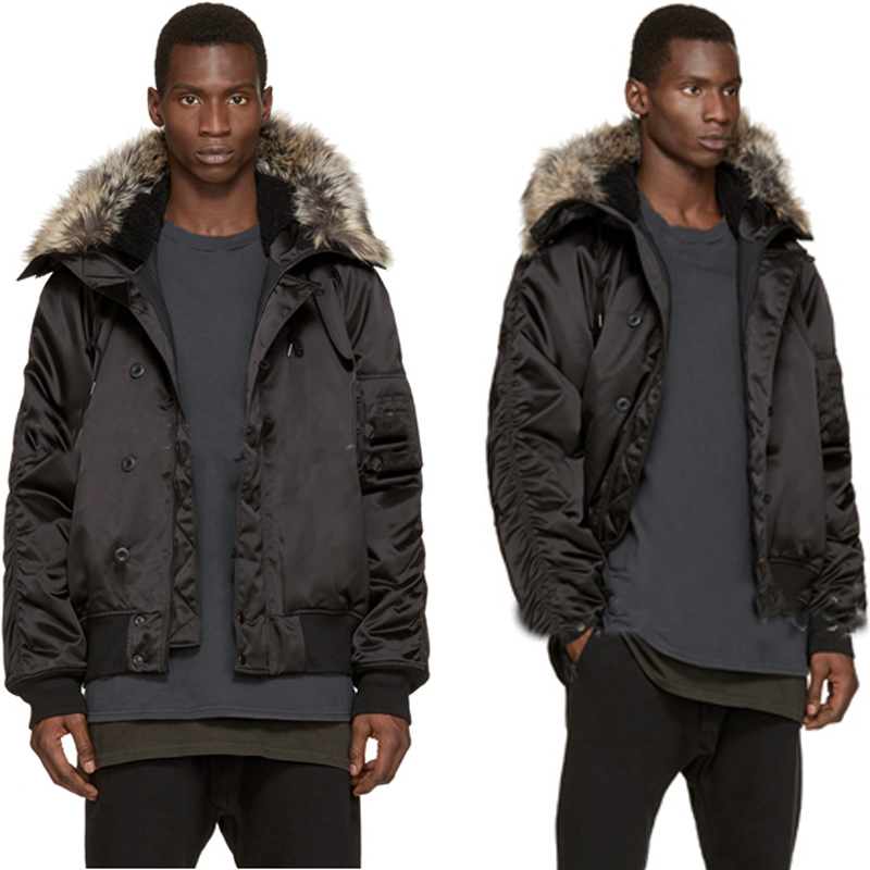 Online Buy Wholesale hooded bomber jacket men from China hooded ...
