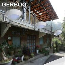 16 LED Solar Powered Radar Sensor Light Outdoor Solar Led Flood Lights  Spotlights Garden Patio Pathway