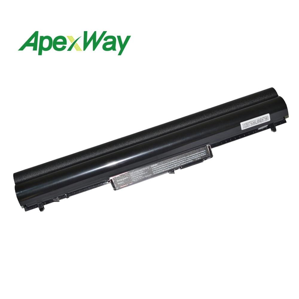 ApexWay 4400mAh 14.4v 8 Cells Laptop Battery For HP HSTNN-YB4D YB4M PB5S DB4D H4Q45AA VK04 Pavilion Sleekbook 14 14t 14z 15 15t