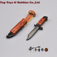 1:6 Soldiers Special Forces Dagger Weapon Knife Toys For 12 inches Military Action Figure Soldier