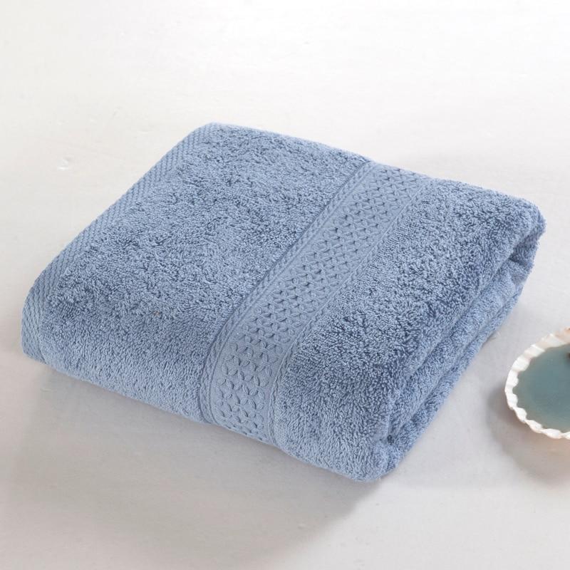 프로모션 100 %면 간단한 목욕 수건 원사 가닥 매우 - 홈 섬유 - 사진 3