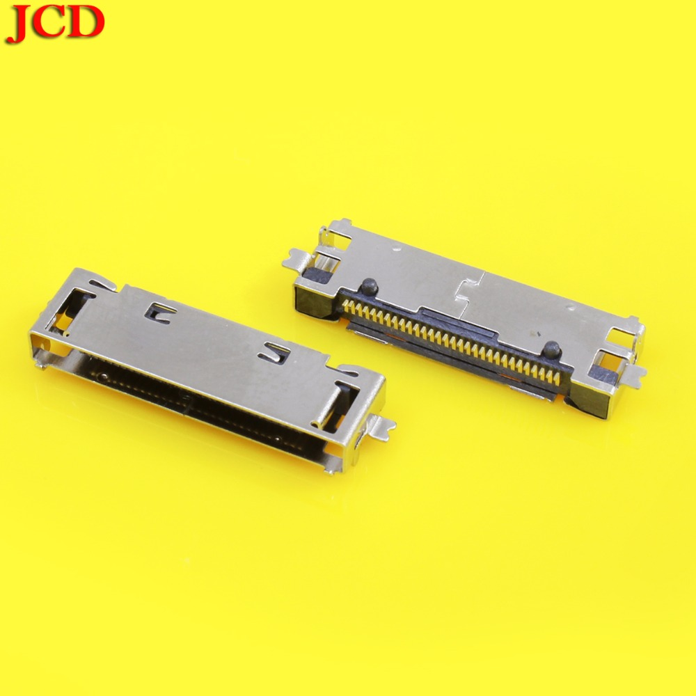 JCD 1 Pcs Replacement 30 Pin Power Charger Connector, Charging Port, USB /Data Socket Plug Fit For Iphone 4 4S 4G 30P