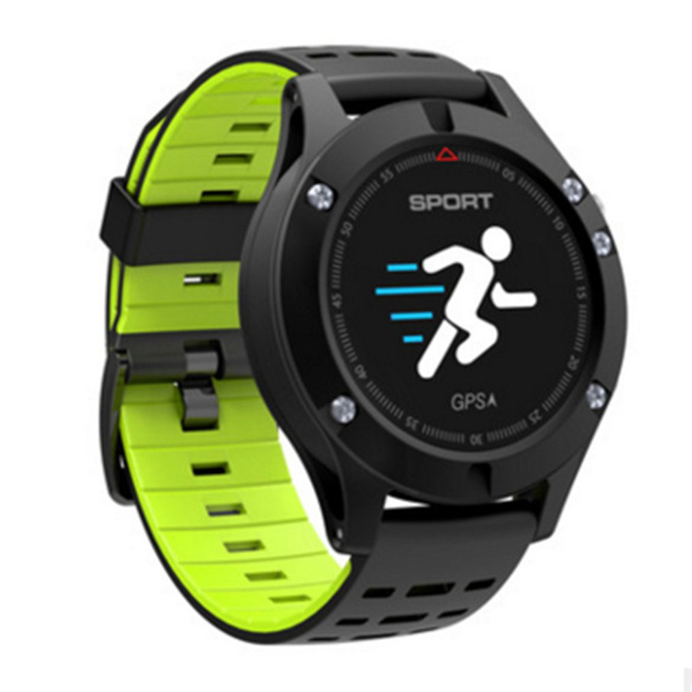 F5 Color Screen Bluetooth Smartband Heart Rate Monitor Waterproof GPS Tracker Altitude Watch Sleep Monitor PedometerF5 Color Screen Bluetooth Smartband Heart Rate Monitor Waterproof GPS Tracker Altitude Watch Sleep Monitor Pedometer